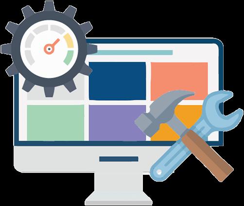 Let Shaka Web Design Services Maintain Your Website