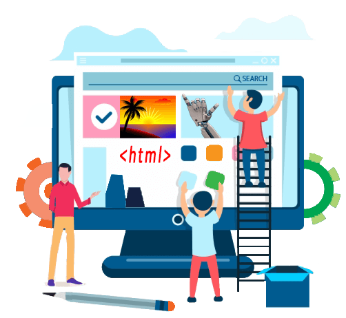 Custom Website Design and Development - Shaka Web Design Services