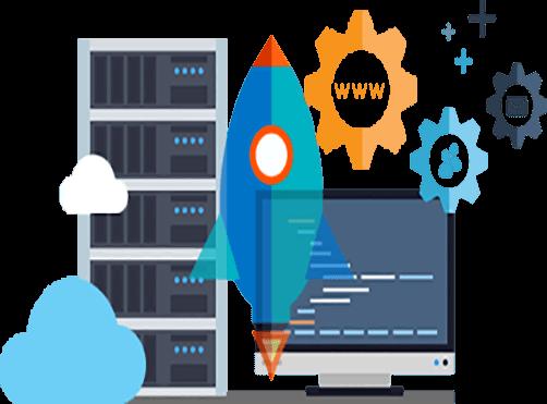 Blazing Fast Website Hosting - Shaka Web Design Services