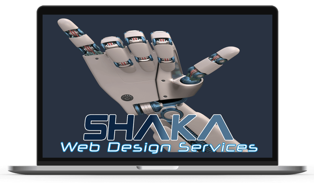 Shaka Web Design Services - Website Solutions for all Size Screens