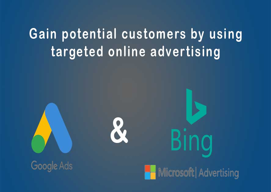 Start Reaching Clients With Google & Bing Ad Targeting