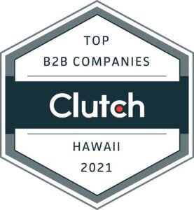 Shake Web Design Services Honored as Hawaii's 2021 Leading Web Designer